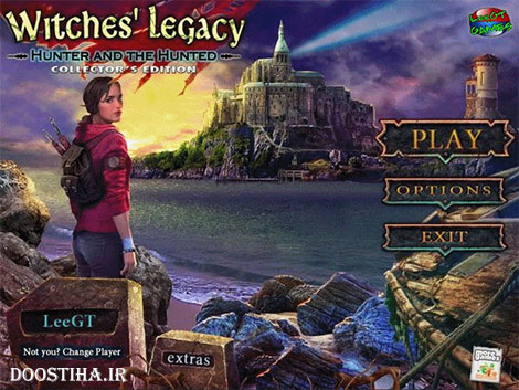 Witches' Legacy 3: Hunter and the Hunted Collector's Edition