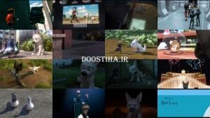 دانلود دوبله فارسی انیمیشن Bolt 2008