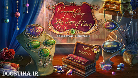 European Mystery 2: The Face of Envy Collector's Edition