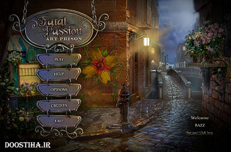Fatal Passion: Art Prison Collector's Edition Final