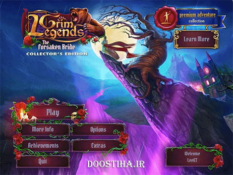 Grim Legends: Forsaken Bride Collector's Edition