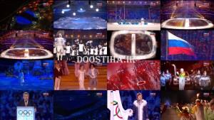 دانلود مراسم افتتاحیه المپیک زمستانی 2014