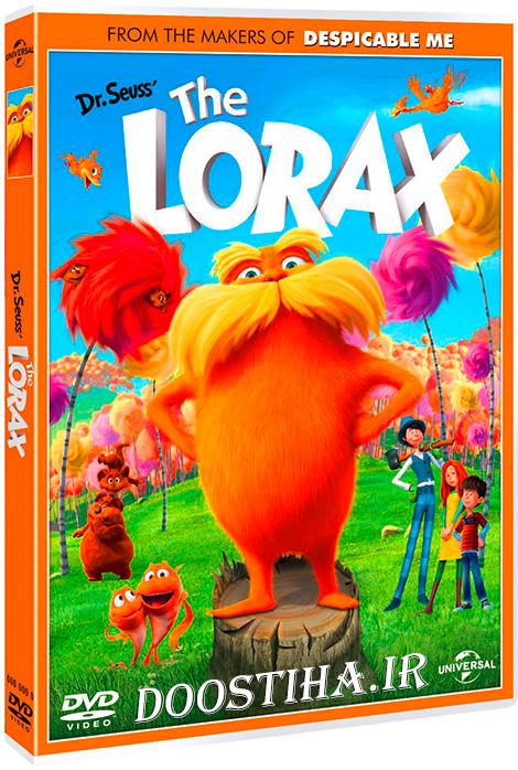 دانلود دوبله فارسی انیمیشن لوراکس The Lorax 2012
