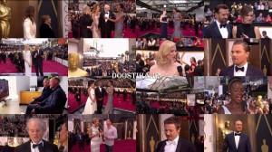 مراسم فرش قرمز Oscars Red Carpet Live 2014