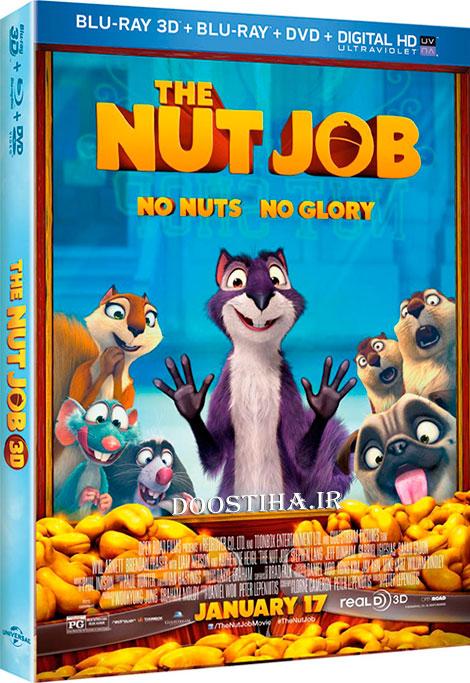 دانلود انیمیشن عملیات آجیل The Nut Job