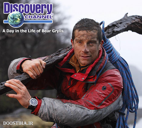 Discovery Channel A Day in the Life of Bear Grylls