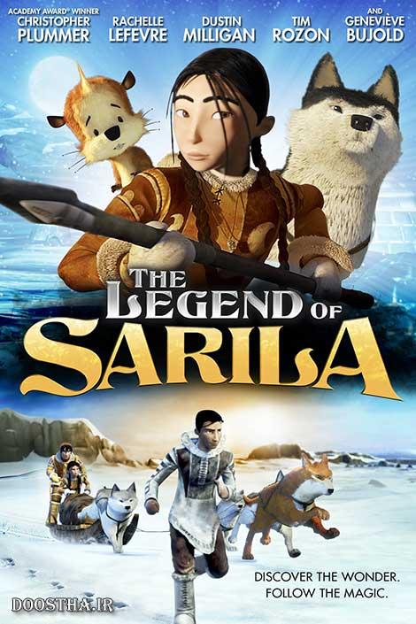 دانلود انیمیشن دوبله فارسی The Legend of Sarila 2013