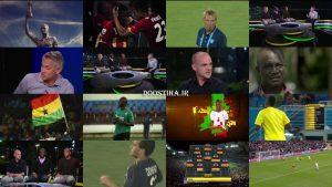 دانلود مراسم قبل از بازی غنا و آمریکا