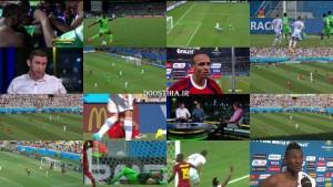 دانلود حواشی بعد از بازی نیجریه و بوسنی