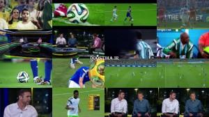 دانلود مراسم قبل از بازی نیجریه و بوسنی