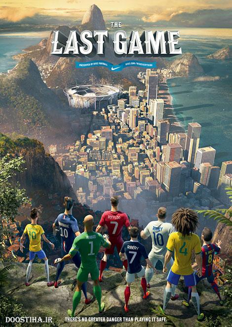 دانلود انیمیشن آخرین بازی The Last Game 2014