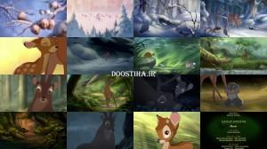 دانلود کارتون بامبی 2 با دوبله فارسی Bambi II 2006