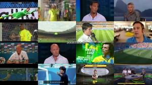 دانلود مراسم و حواشی قبل از مسابقه فوتبال برزیل و آلمان