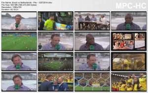 دانلود مراسم قبل از مسابقه برزیل و هلند