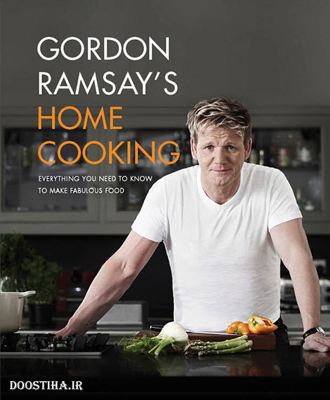 دانلود مستند آشپزی Gordon Ramsay's Festive Home Cooking 2013