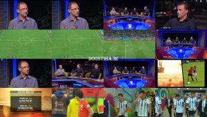 دانلود آنالیز بین دو نیمه بازی هلند و آرژانتین