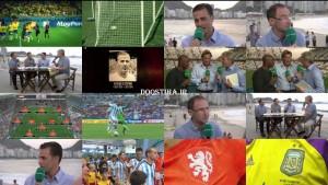 دانلود مراسم قبل از مسابقه بازی هلند و آرژانتین