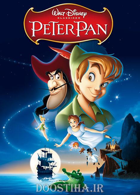 دانلود دوبله فارسی انیمیشن پیتر پن Peter Pan 1953