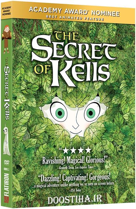دانلود انیمیشن راز کلز با دوبله فارسی The Secret of Kells