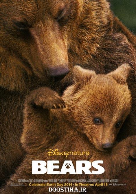 دانلود مستند خرس ها Bears 2014
