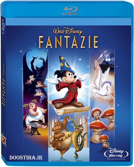 دانلود انیمیشن فانتازیا Fantasia 1940