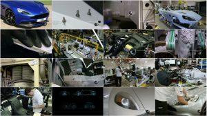 How Its Made Dream Cars S02E16 - Aston Martin Vanquish