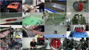 How Its Made Dream Cars S02E19 - Falcon F7