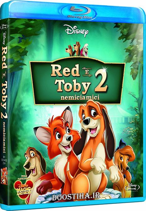 دانلود دوبله فارسی انیمیشن The Fox and the Hound 2 2006