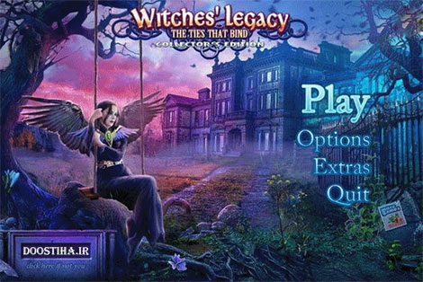 Witches' Legacy 4: The Ties That Bind Collector's Edition