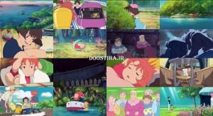 دانلود انیمیشن Ponyo 2008