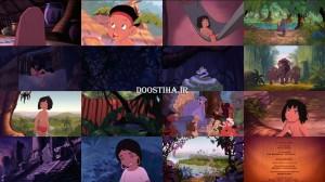 دوبله گلوری The Jungle Book 2 2003