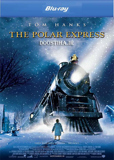 دانلود دوبله فارسی انیمیشن The Polar Express 2004