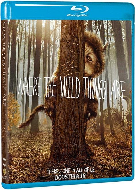 دانلود دوبله فارسی فیلم پادشاهی مکس Where the Wild Things Are 2009