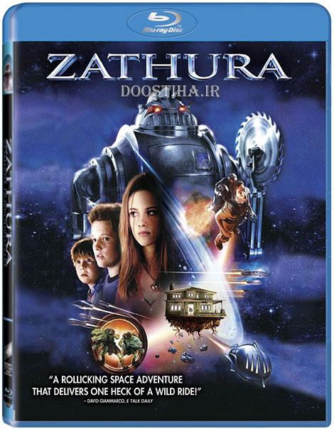 دانلود دوبله فارسی فیلم Zathura: A Space Adventure 2005