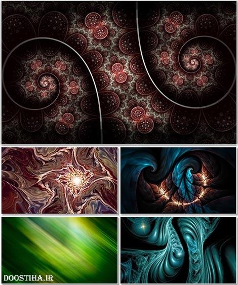 دانلود والپیپر آبستره و انتزاعی Abstract HD Wallpapers