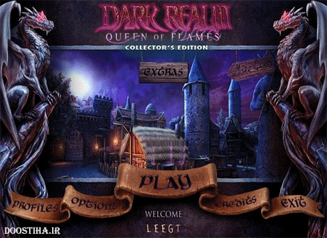 Dark Realm - Queen of Flames Collector's Edition