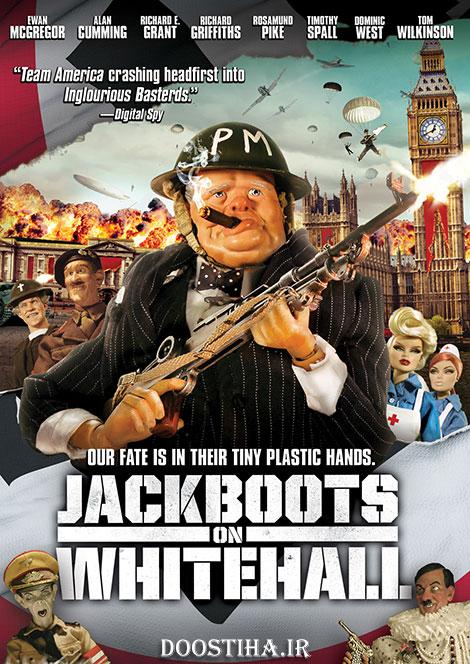 دانلود انیمیشن Jackboots on Whitehall 2010