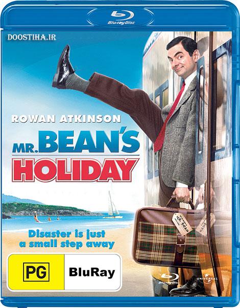 دانلود دوبله فارسی فیلم تعطیلات مستربین Mr Beans Holiday 2007
