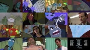 دوبله گلوری انیمیشن Osmosis Jones 2001