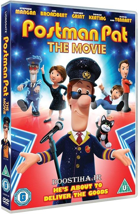 دانلود دوبله فارسی انیمیشن Postman Pat - The Movie 2014