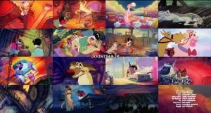 دانلود انیمیشن سگ ها به بهشت می روند با دوبله فارسی