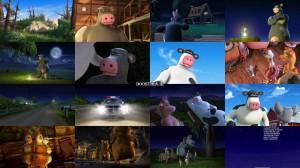 دوبله گلوری انیمیشن Barnyard 2006
