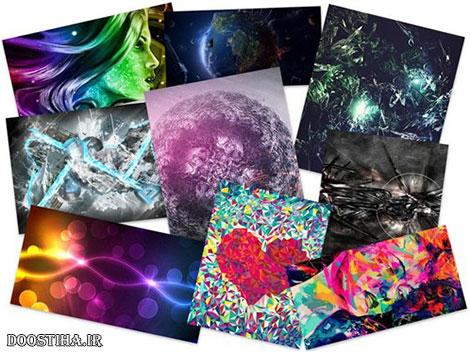 Beautiful Abstract HD Wallpaper