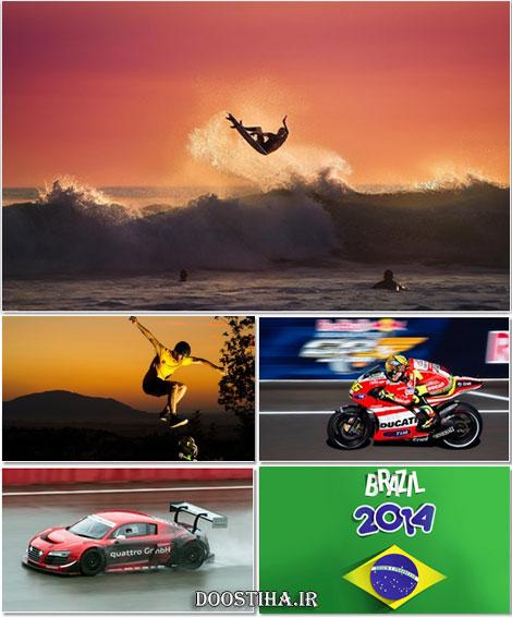 دانلود پوستر و والپیپر ورزشی سری دهم Sport Wallpapers