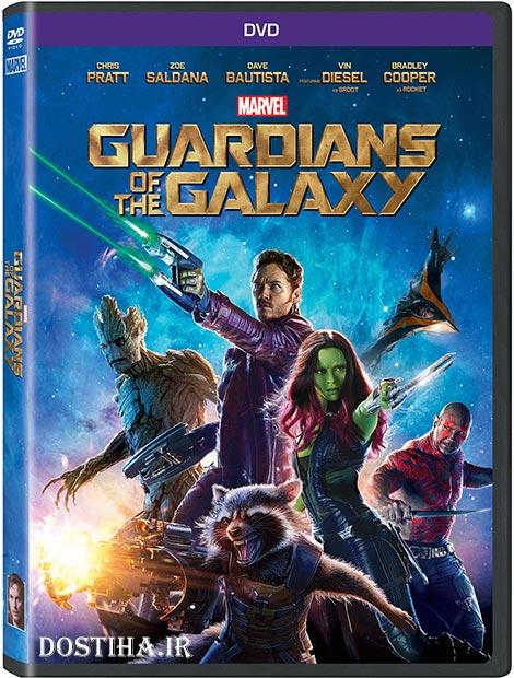 دانلود انیمیشن نهگبانان کهکشان Guardians of The Galaxy 2014