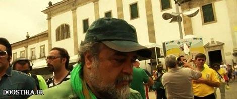 مستند سفر پرحاشیه هنرمندان به برزیل