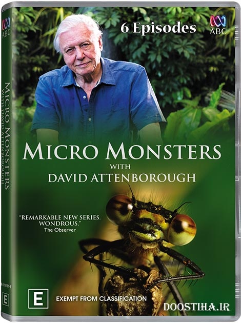 Micro Monsters with David Attenborough 2013