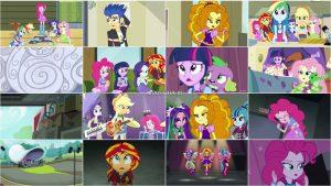 My Little Pony Equestria Girls Rainbow Rocks 2014