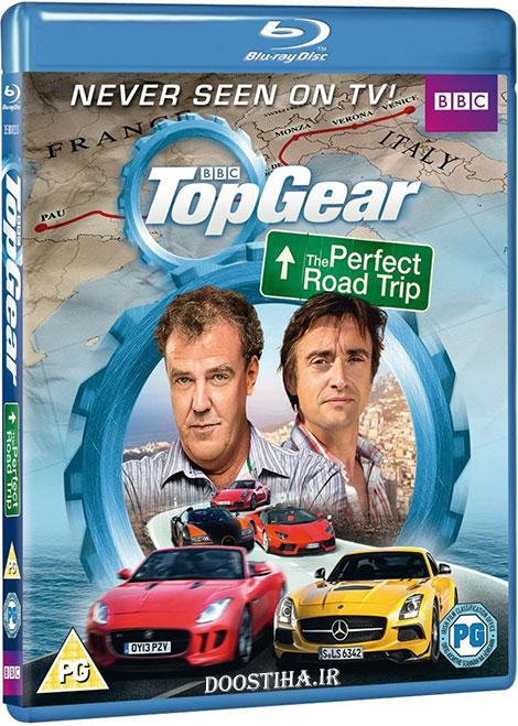 دانلود مستند Top Gear: The Perfect Road Trip 2013