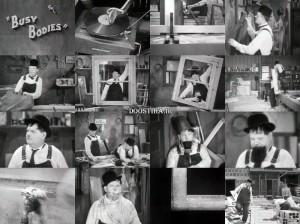 دانلود دوبله فارسی فیلم فضول بازی Busy Bodies 1933